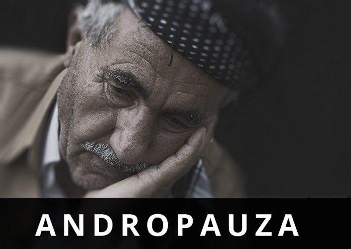andropauza - mužská menopauza