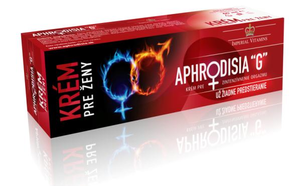 aphrodisia g krém pre ženy