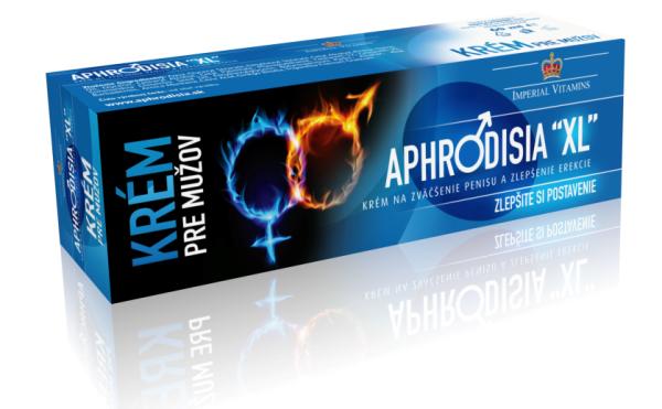 aphrodisia xl na zlepšenie erekcie