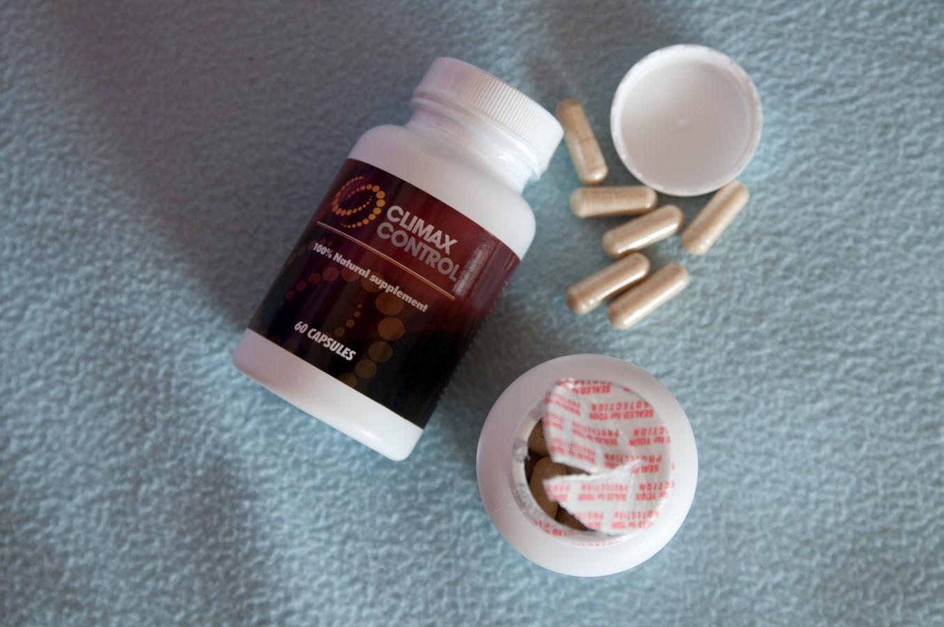 Climax Control na predčasnú ejakuláciu