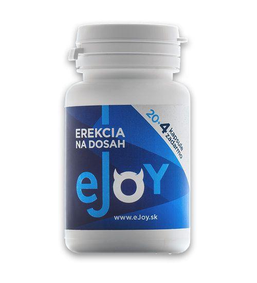 eJoy na zlepšenie erekcie