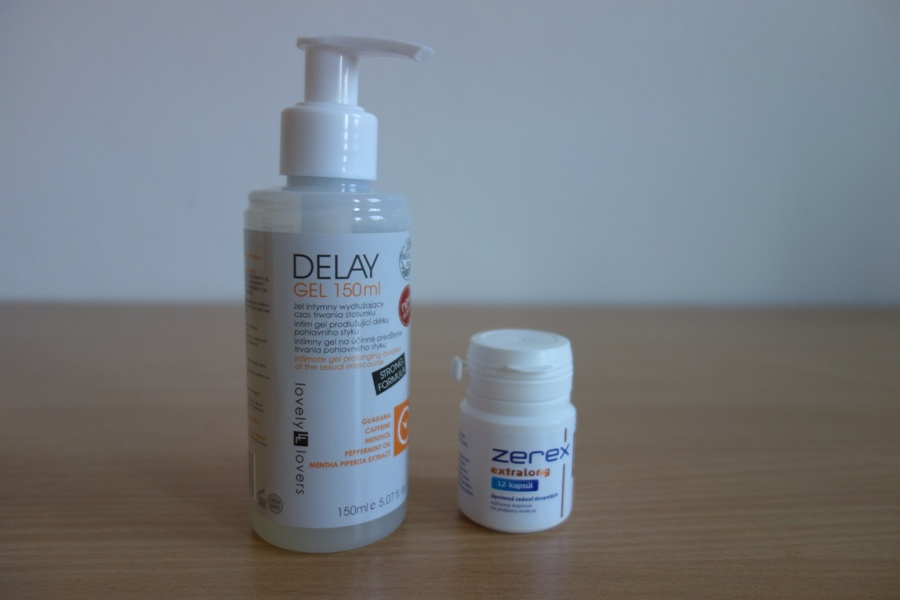 delay gel a zerex extralong