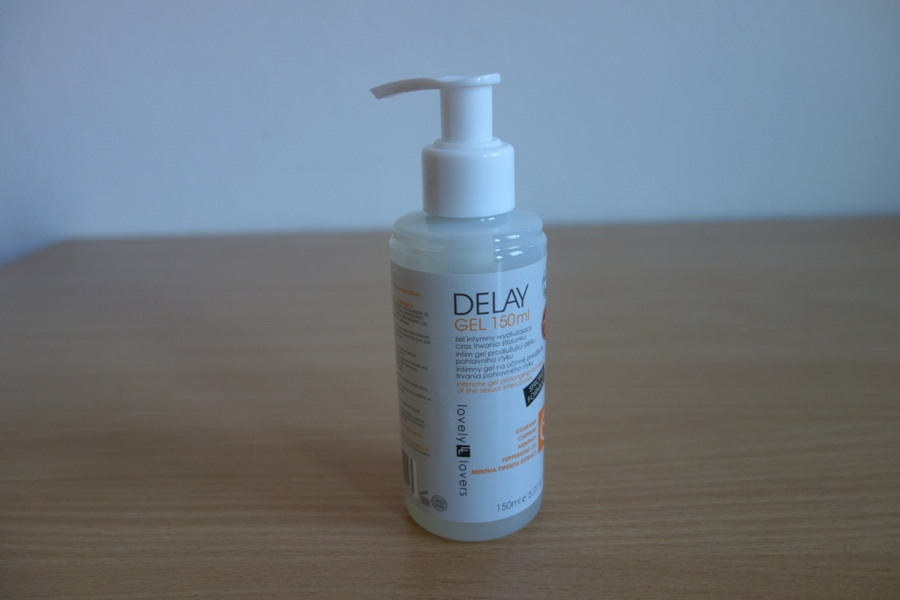 lovely lovers delay gel recenzia