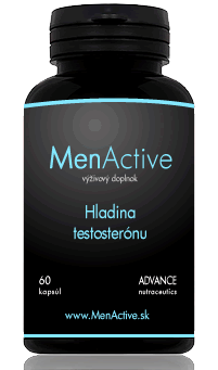 menactive zvýšenie testosterónu