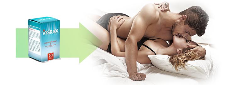 Vigrax na erekciu - zvyšuje libido