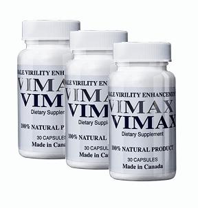 Vimax na zväčšenie penisu a predčasnú ejakuláciu